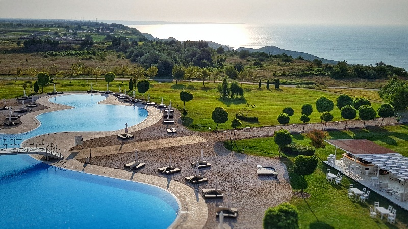 Lighthouse Golf and Spa resort hotel Black Sea Coast review