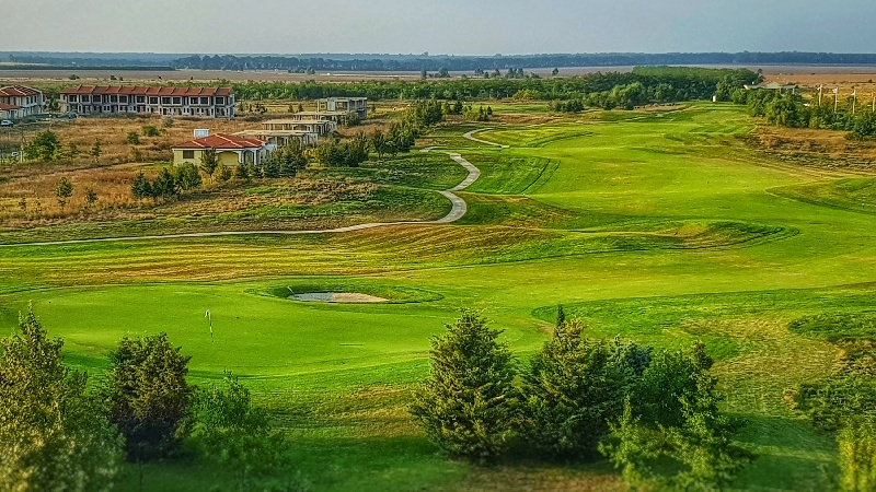 Lighthouse golf and spa Bulgarian beaches Resorts