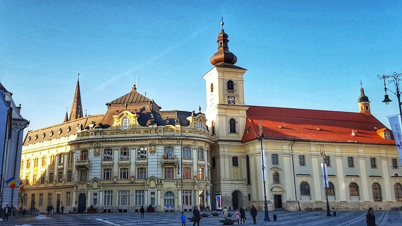 How to get and when to go to visit Sibiu Romania