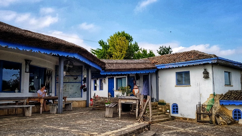 Safari Danube Delta Enisala review of the holiday village
