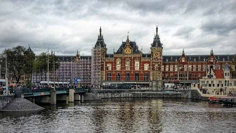 Amsterdam city center and Amsterdam attractions