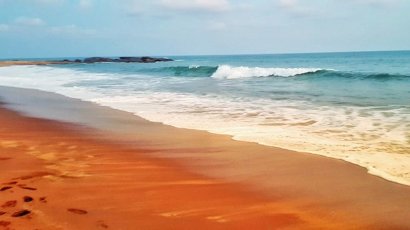 Bentota beach the best beach in Sri Lanka