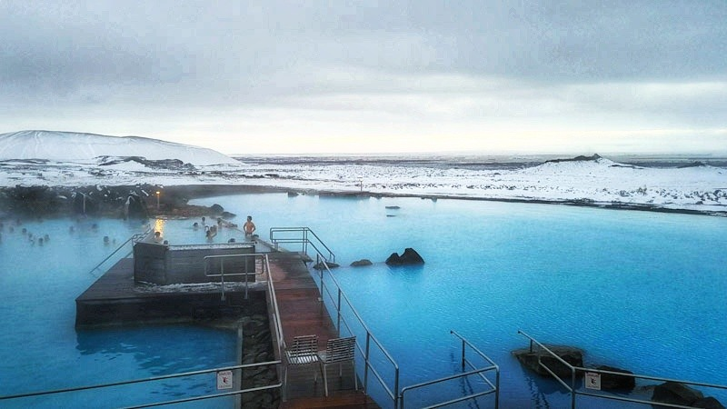 The best Iceland spa: Myvatn or Blue Lagoon?