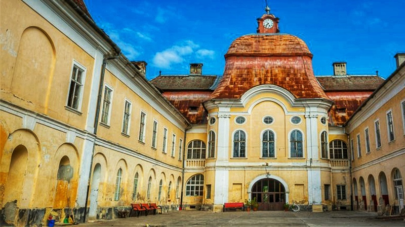 5 best Transylvania Castle
