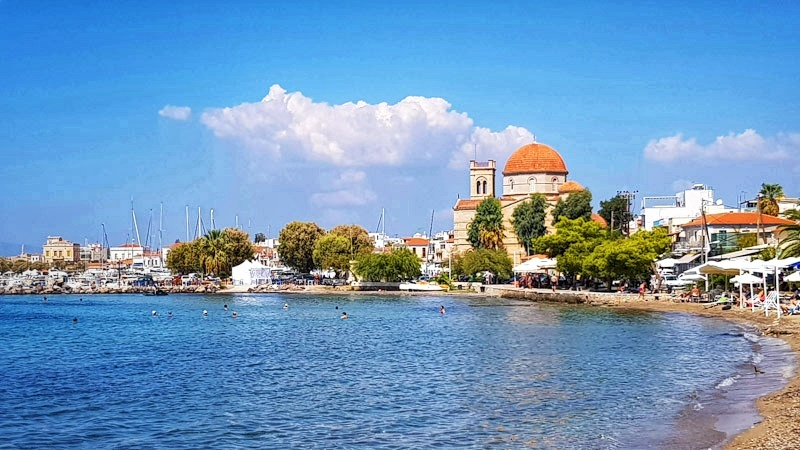 Aegina Island, perfect Athens day trip