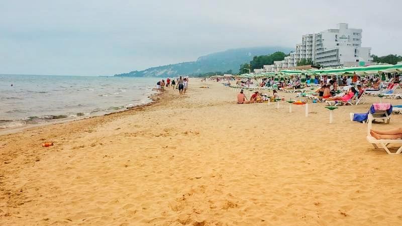 Albena Beach Bulgaria