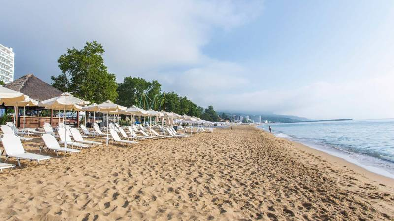 Golden sands bulgaria beaches