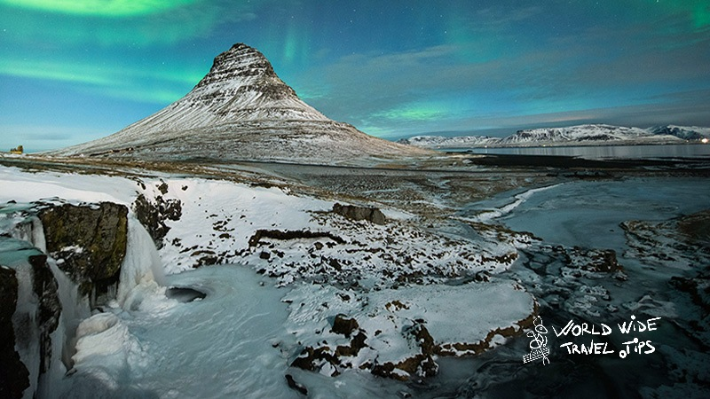 5 best places to see Northern Lights in Iceland