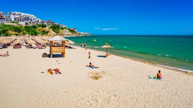 Marina Dinevi Beach Bulgaria