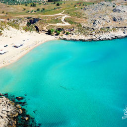 Top place to visit in Greece, Agathi Beach Rhodes