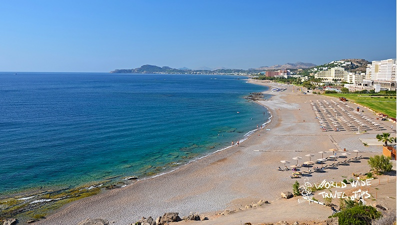 places to see in Greece beach