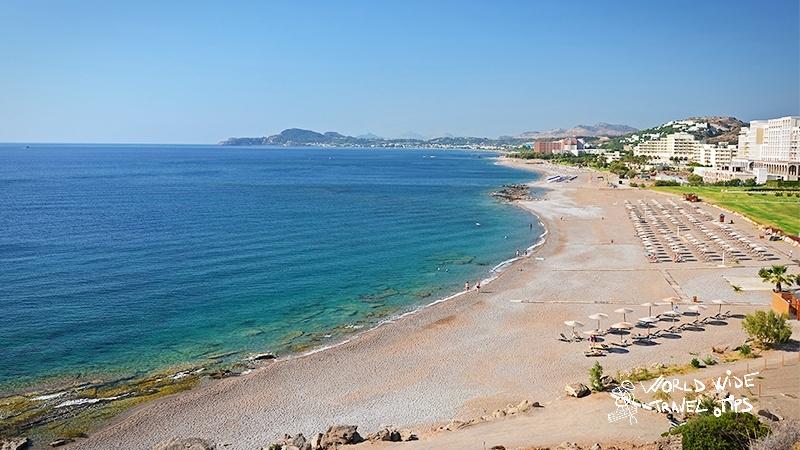 Which is the best Rhodes beach on island?