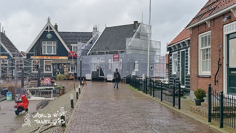 things to do in Netherlands visit Marken Village