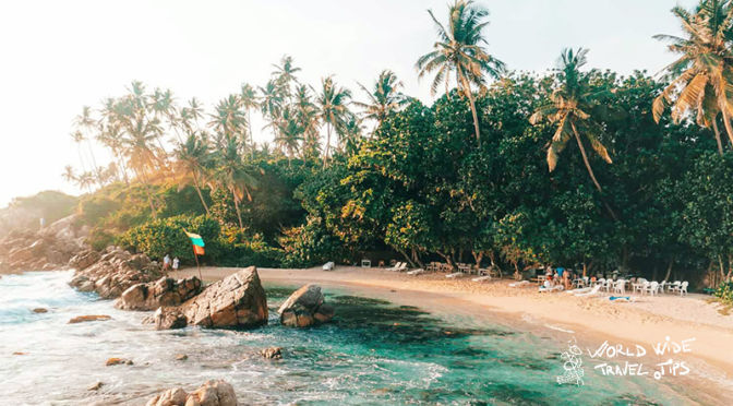 Ultimate guide to Mirissa beach Sri Lanka