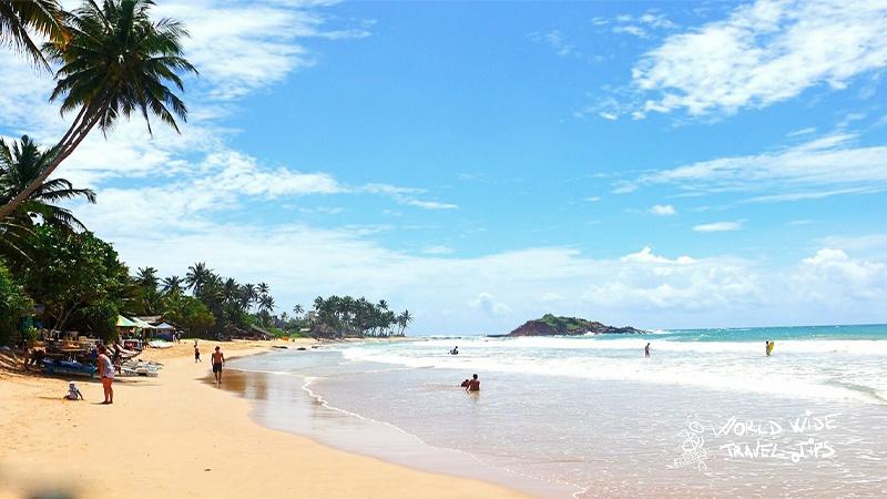 Ultimate guide to Mirissa beach Sri Lanka