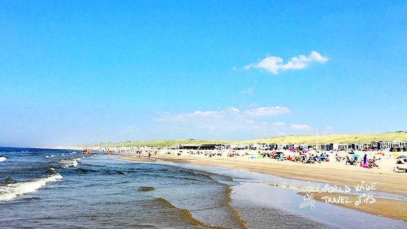 Is this the most beautiful beach in Amsterdam?