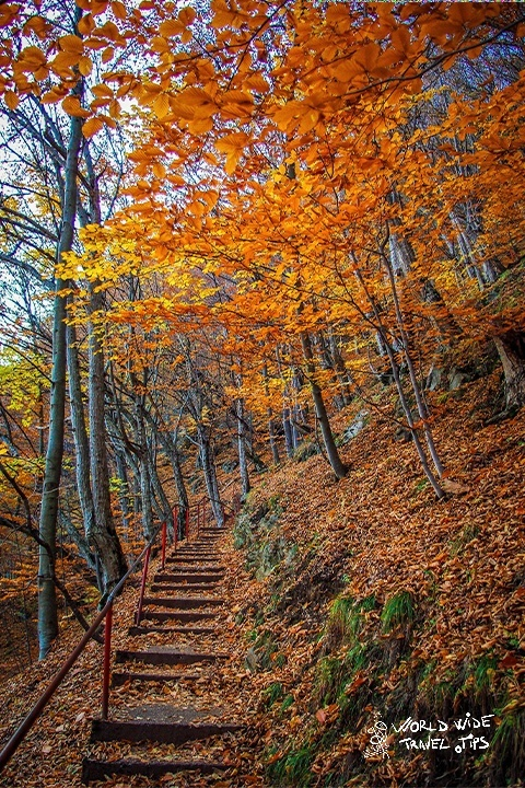 Best time to visit Romania is autumn