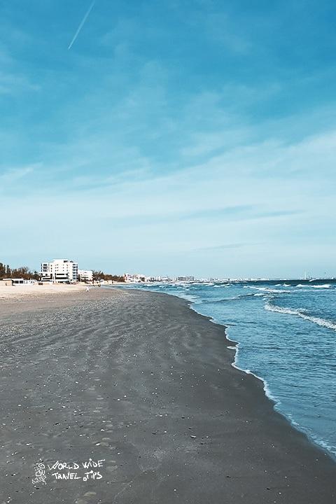 Black Sea Coast September Mamaia best beaches in Romania_