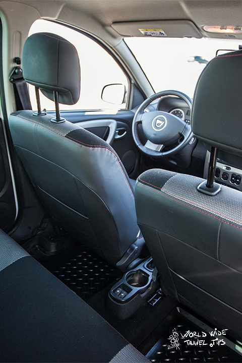 Blue Car Renal Keflavik Dacia Duster