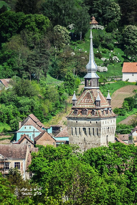 things to do in transylvania Fortified Church