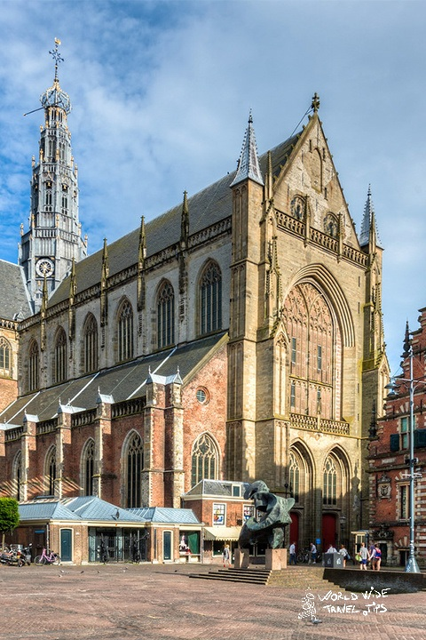 visit Grote Kerk Haarlem Church Netherlands