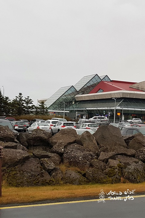 Iceland Airport Keflavik