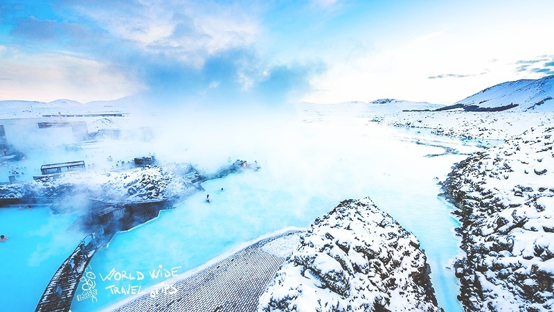best time to visit Iceland hot springs Iceland Blue Lagoon Spring Geothermal Spa area