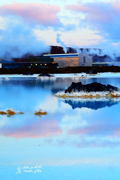 Iceland Spa Blue Lagoon Thermal spa