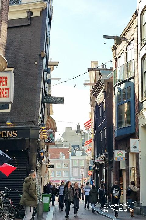 Shop in Haarlem - Shopping street netherlands