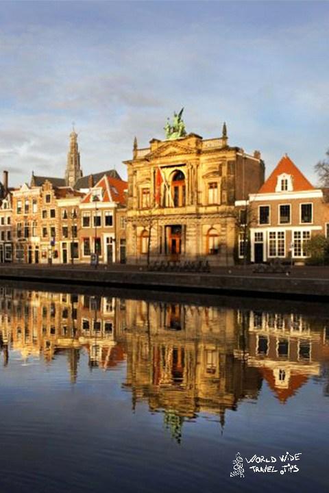 Amsterdam to Haarlem Teylers Museum in Haarlem oldest museum in Netherlands