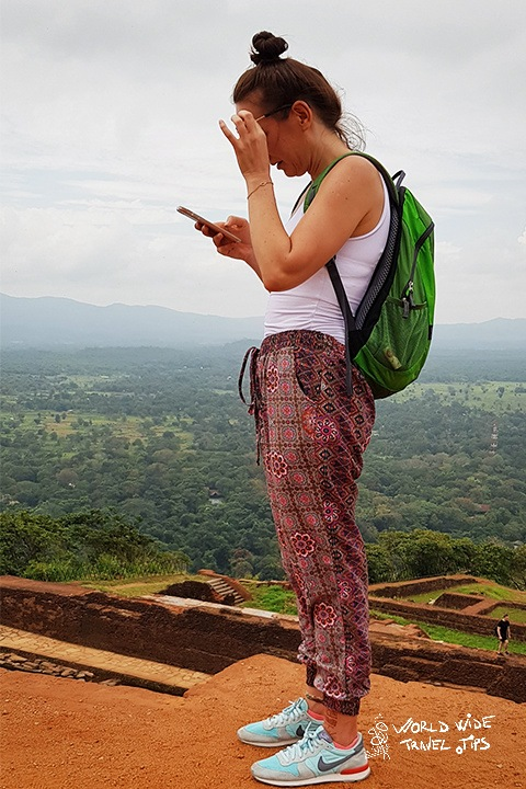 Travel Guide Sri Lanka Sigiriya Rock