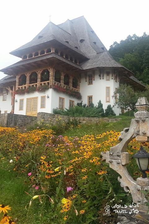 Visit Romania during Autumn in Transylvania