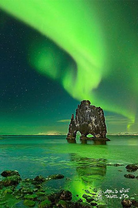 best time of year for Iceland Northern Lights in 2020