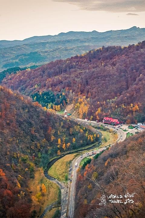 Autumn in Transylvania Mountains