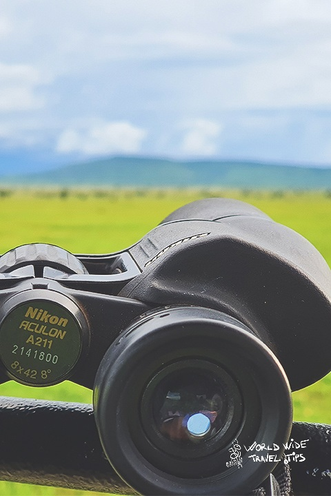 Binoculars Sri Lanka Safari