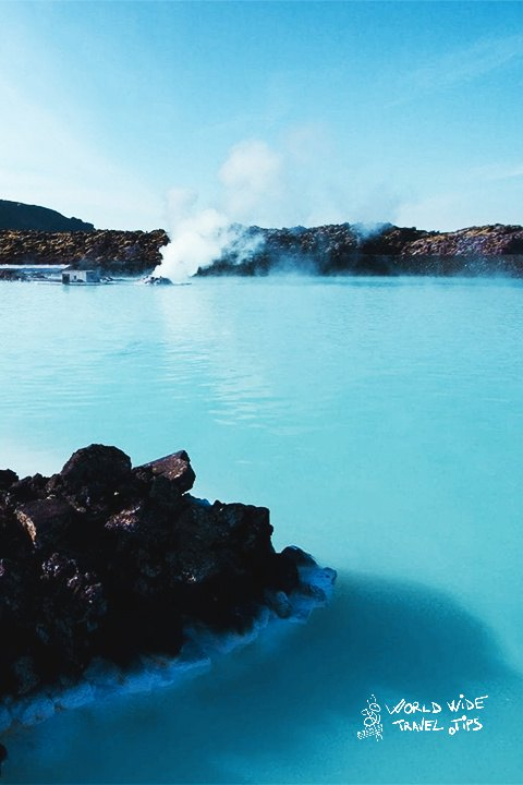 Blue Lagoon Iceland Natural spa