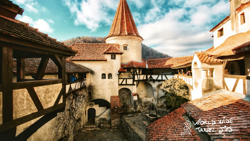 Bran Castle things to do in Romania
