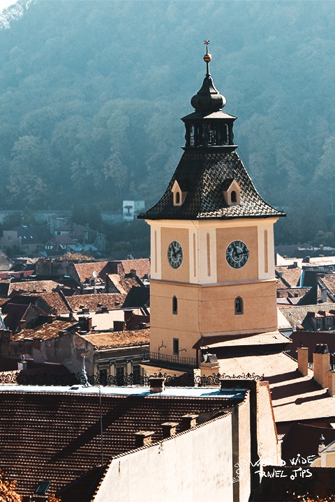 Brasov City of Romania