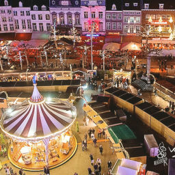 Christmas Market in Netherlands