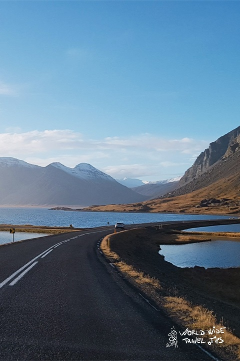Iceland car rental things to know before hire a car in Iceland