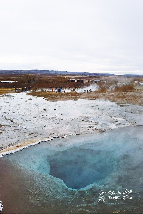 Iceland Namaskard Geothermal Area