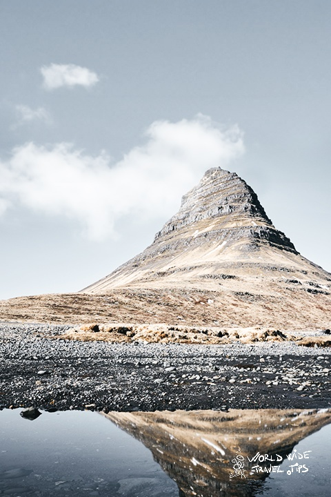 Kirkjufell snaefellsnes Peninsula Iceland