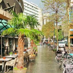 Netherlands Hilton Rotterdam Street