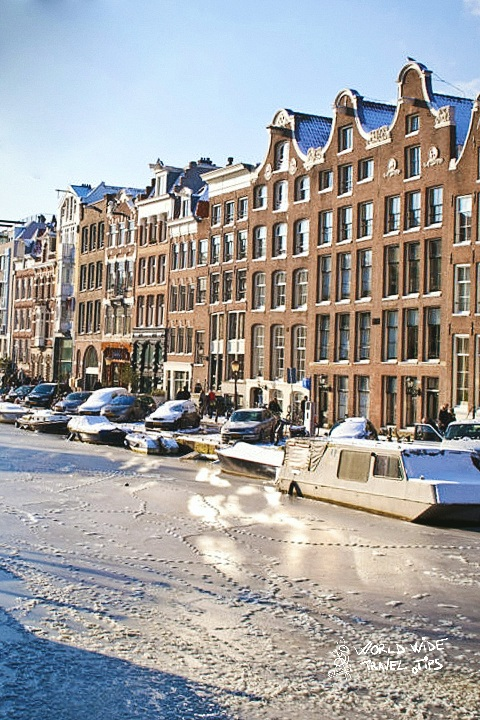 Netherlands in Winter