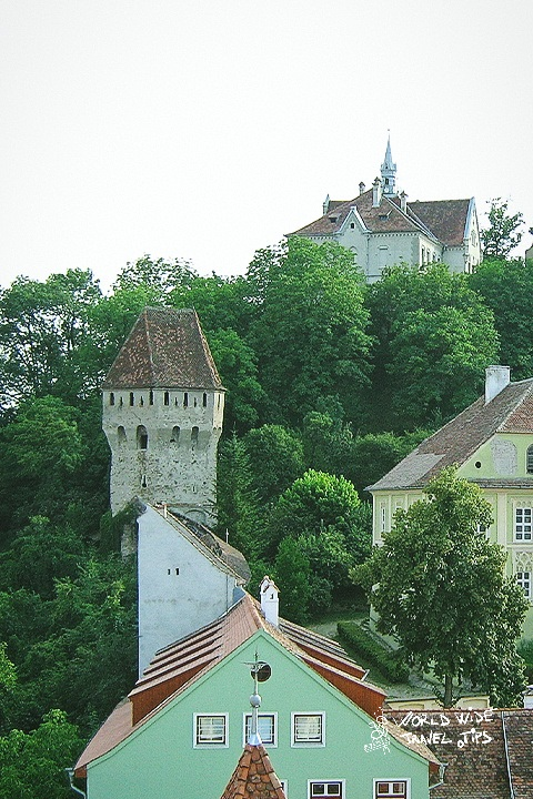 Sighisoara Medieval Fortress Romania