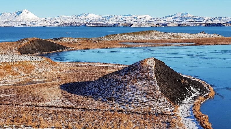Skútustaðir Craters of Iceland