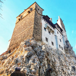 The real Dracula Castle Bran