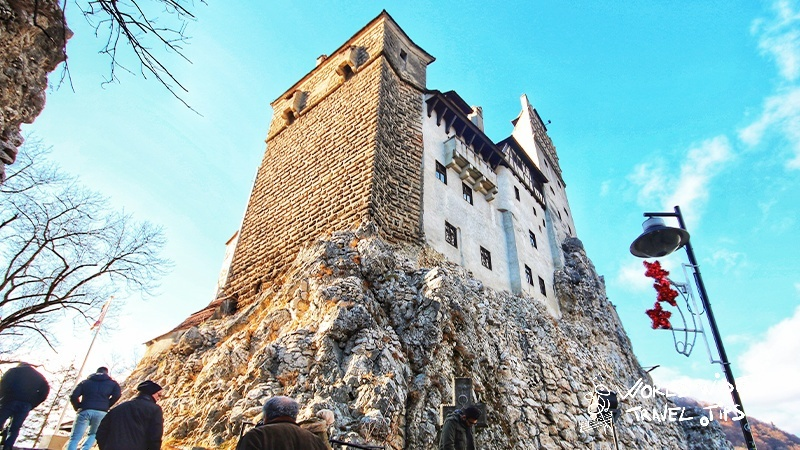 The real Dracula castle Romania