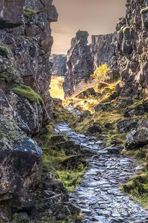 Thingvellir National Park places to visit in Iceland by car