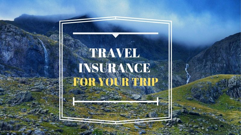 travel insurance for your trip